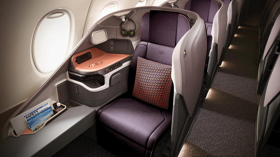 In flight: How to create a home away from home at 35,000 feet