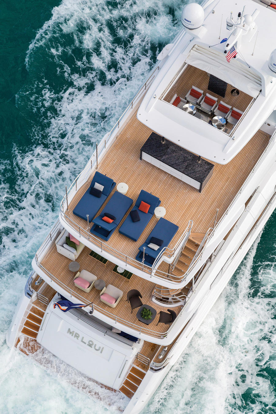 At sea: How to cash in on the latest trends in luxury yachting
