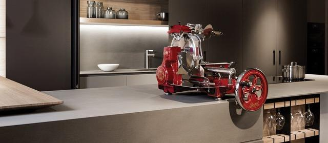 Italian kitchenware brand Berkel has opened its first-ever showroom in the U.S.