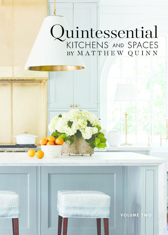 Quintessential Kitchens and Spaces by Matthew Quinn