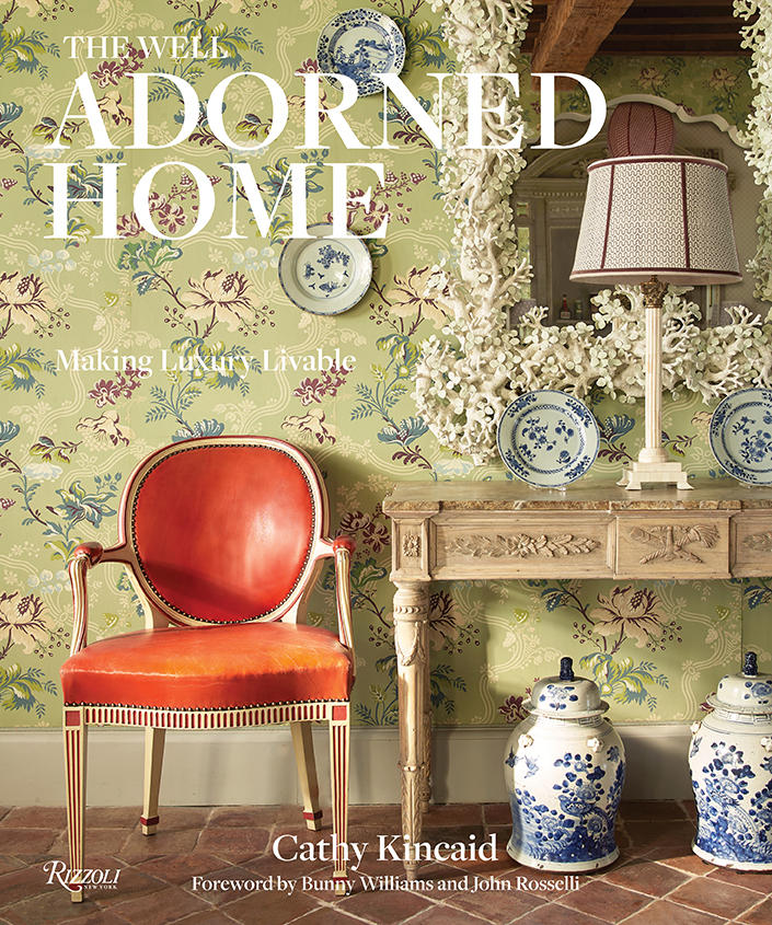 The Well Adorned Home by Cathy Kincaid