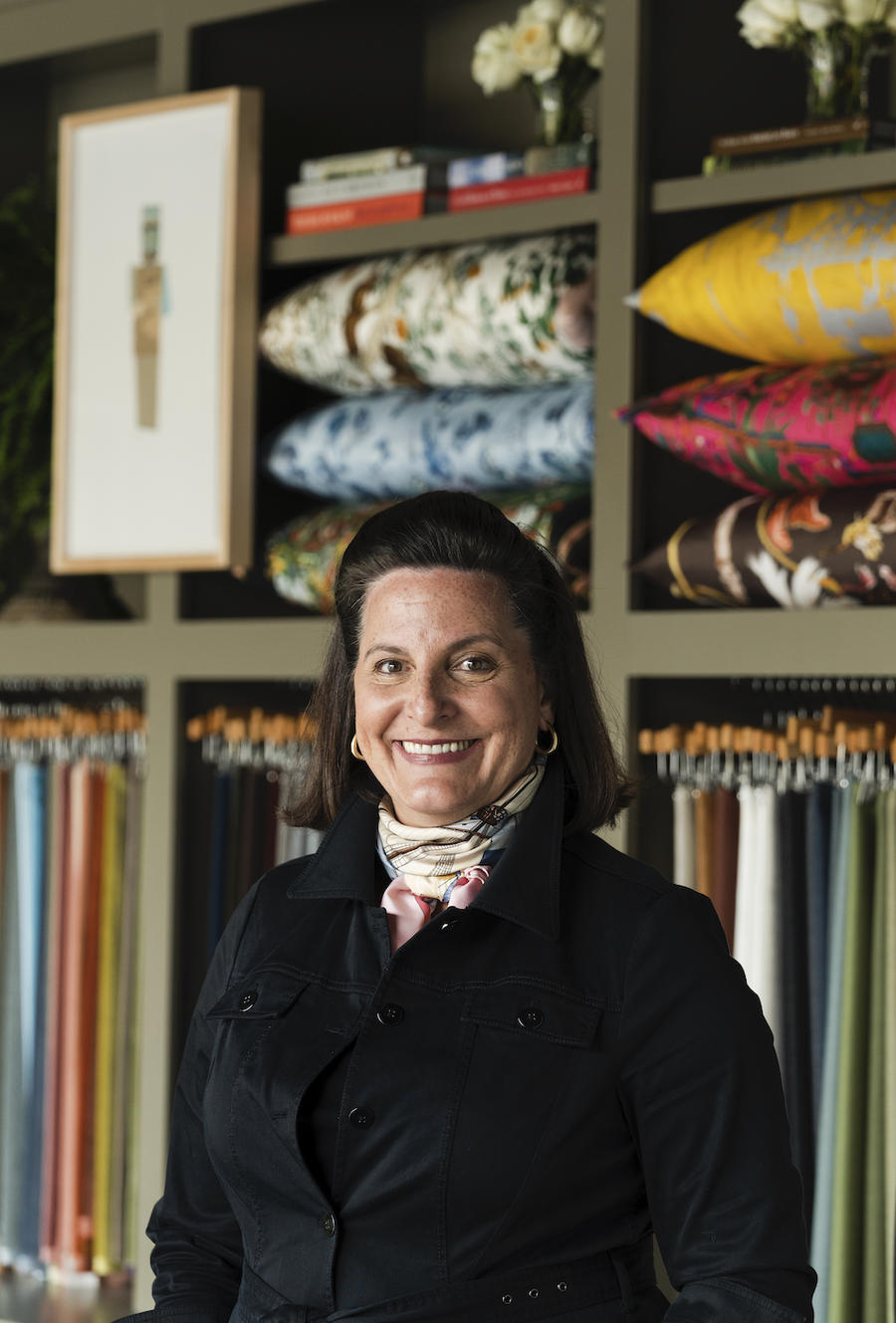 Can this Houston designer save Rose Cumming Chintzes and Classic Cloth?