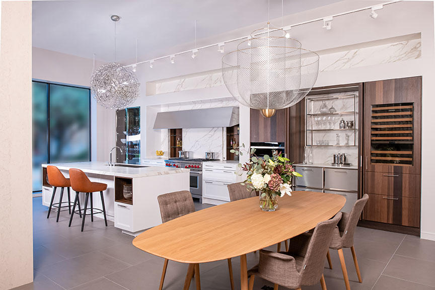 German kitchen brand SieMatic has opened a new showroom in Dallas