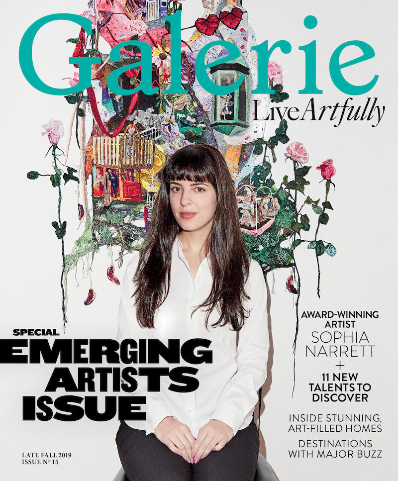 Galerie makes some big hires—what's next?