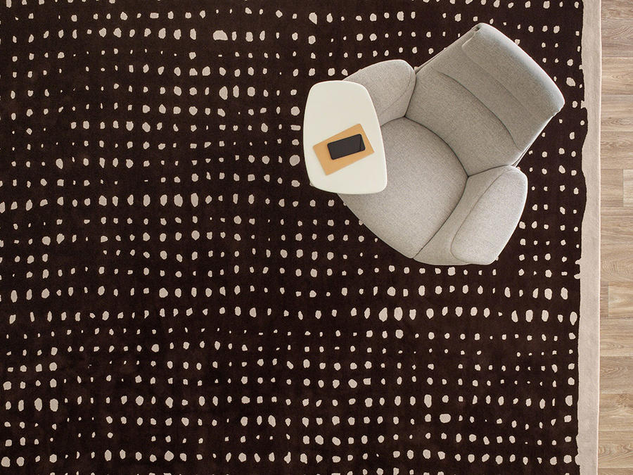 Coalesse has released a collaboration with rug company Nanimarquina