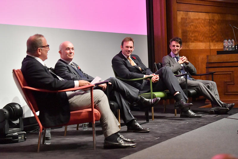 An 18th-century palace and a glimpse into the future—here's what you missed at the DLN's London summit