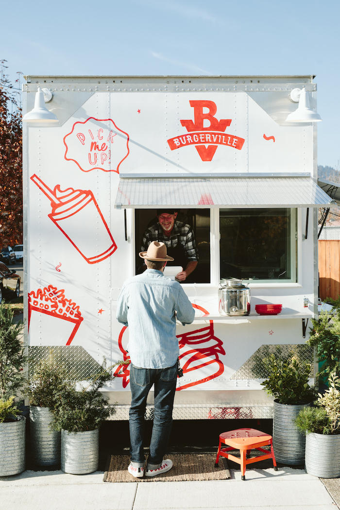 How Instagram stalking led to a buzzy food truck project