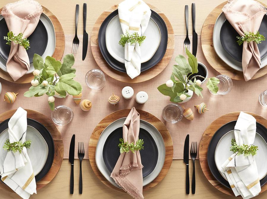 Tabletop items from the Hearth & Hand by Magnolia collection at Target.