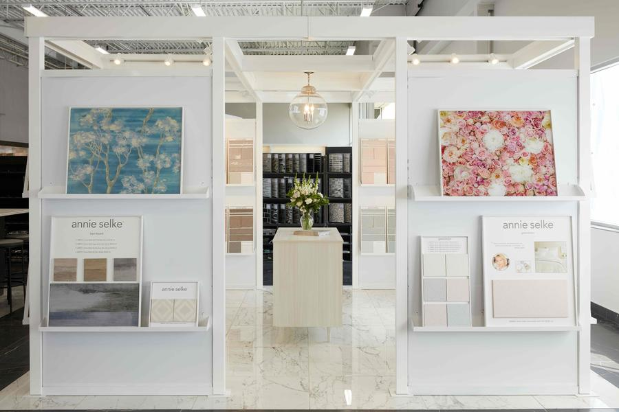 For The Tile Shop, the future is all about designers