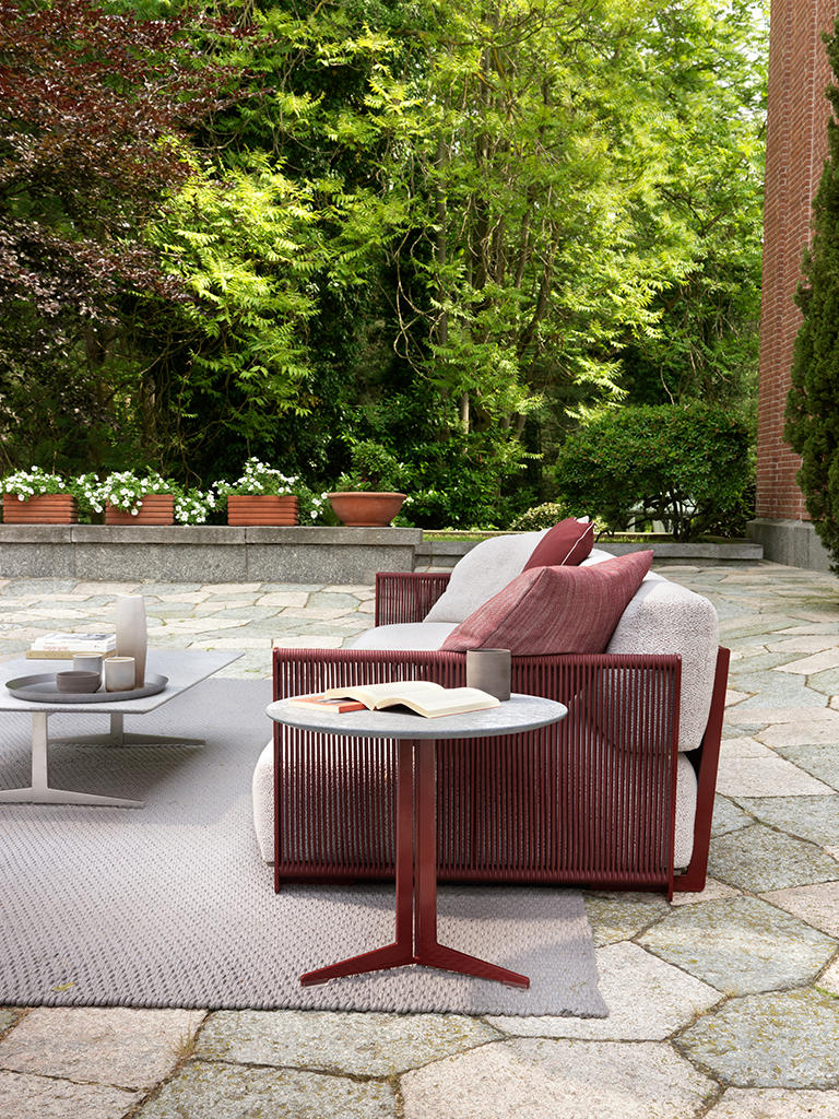Flexform expands its luxury outdoor offerings