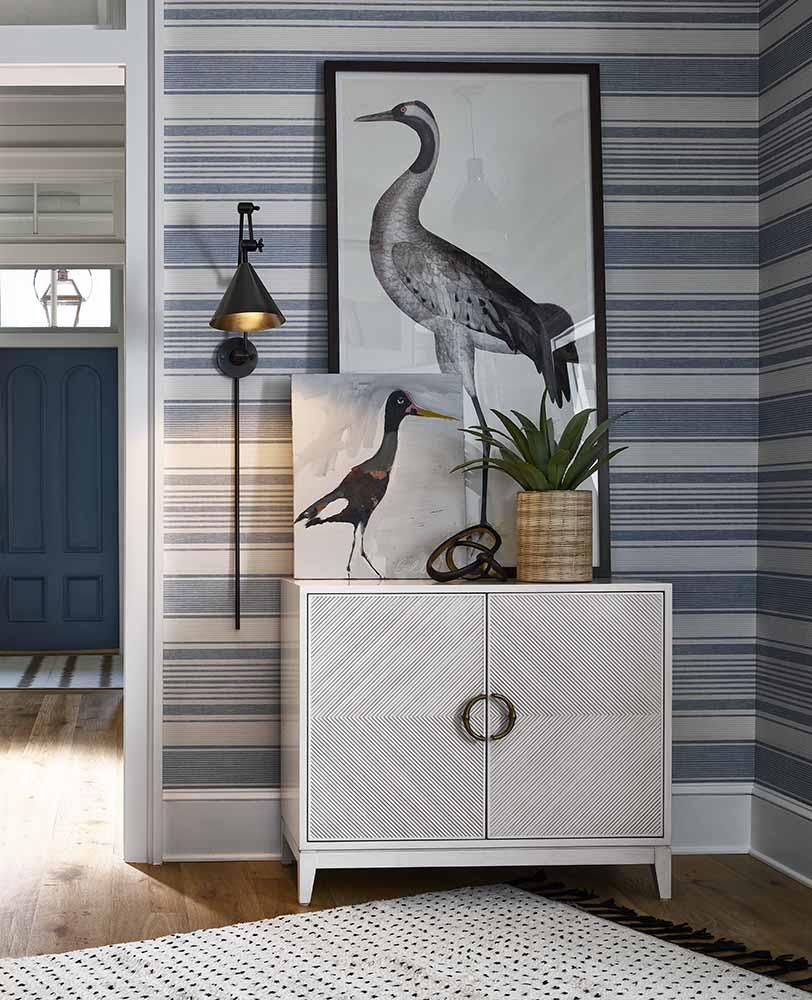 A vignette from Universal's Coastal Living collection