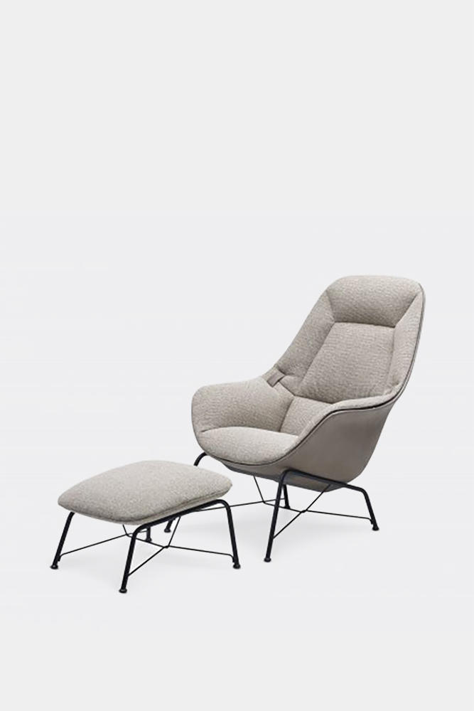 The Prelude Lounge Chair from Resource Furniture