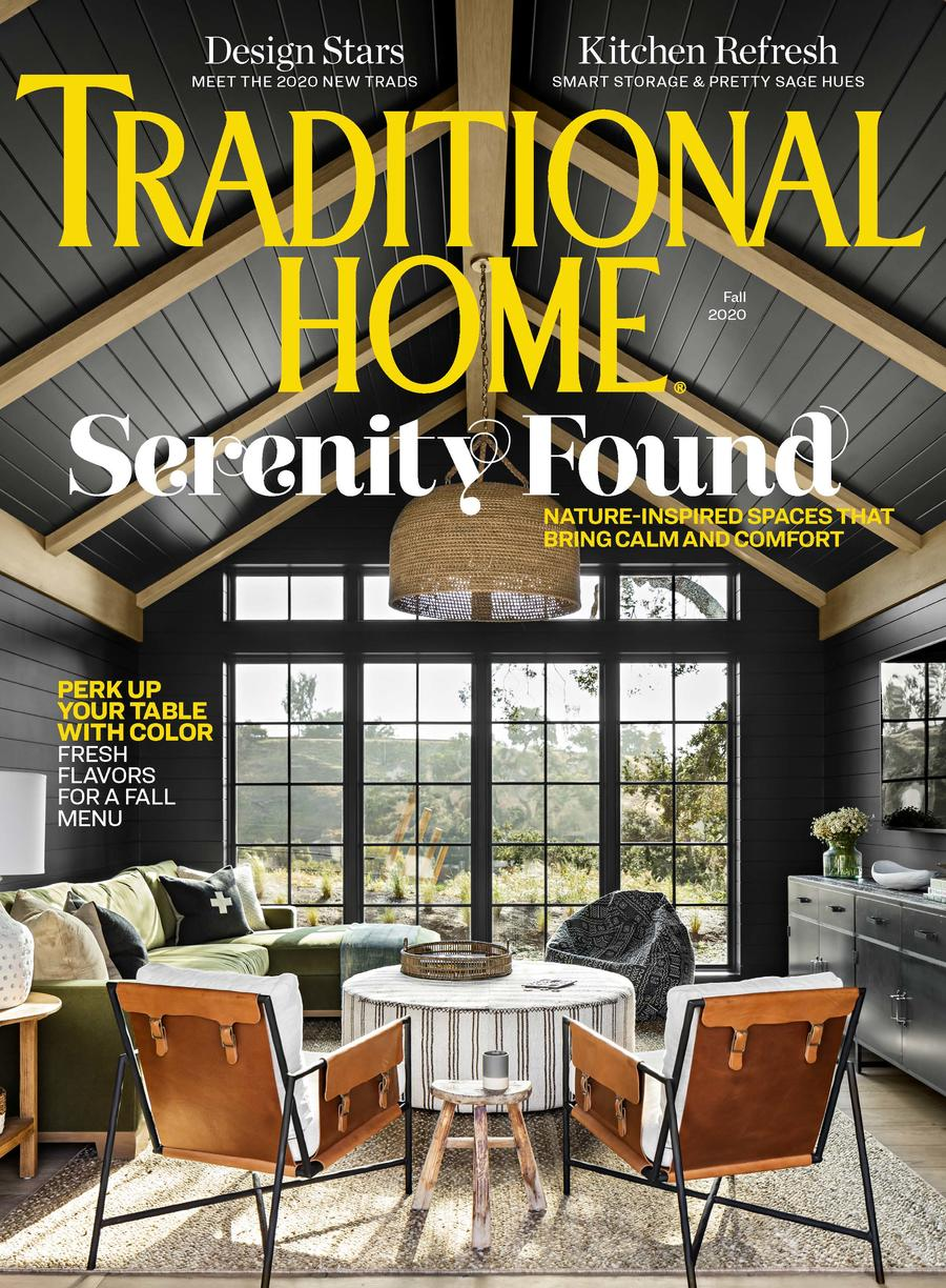 Traditional Home returns to mailboxes