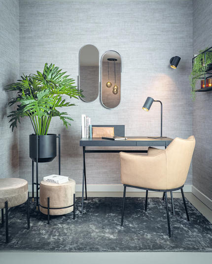 Pieces from Dome Deco's spring collection