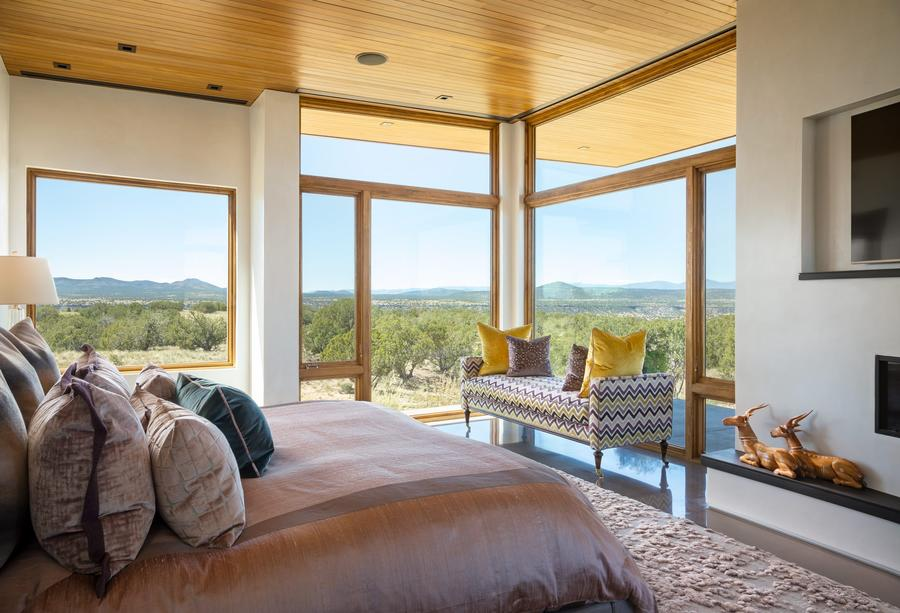 Why this New Mexico designer is only taking on whole-home projects