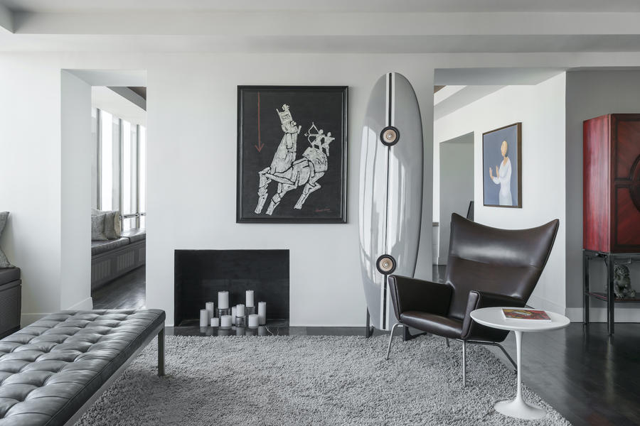 How these New York designers jumped from show business to staging to sky-high residential towers