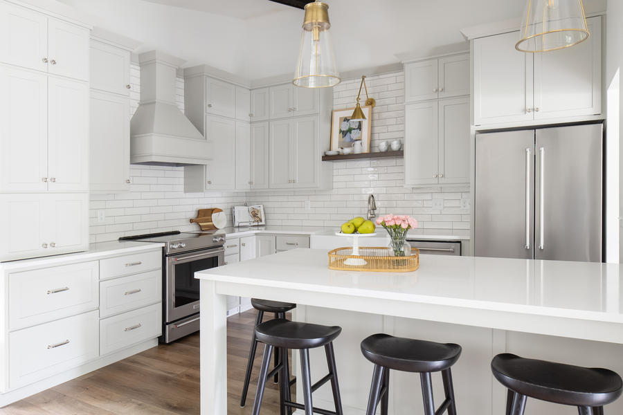 How this North Dakota designer made the most of relationships with builders