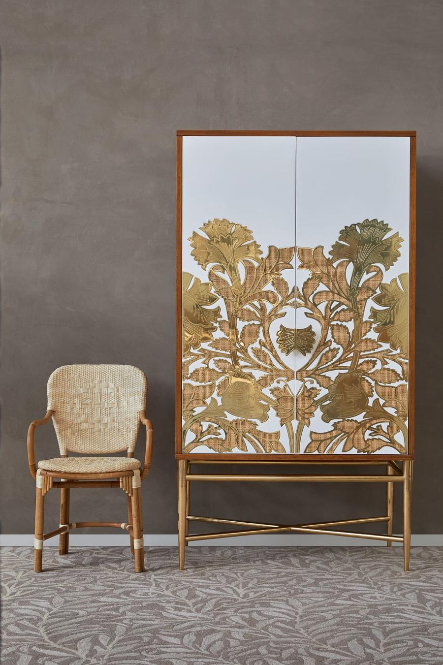 The Poppy armoire from Selamat