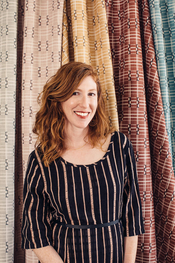 These three California fabric lines are joining forces for a unique partnership