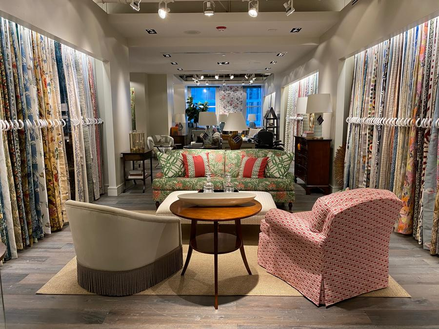 Kravet, Circa Lighting and more opening doors this season