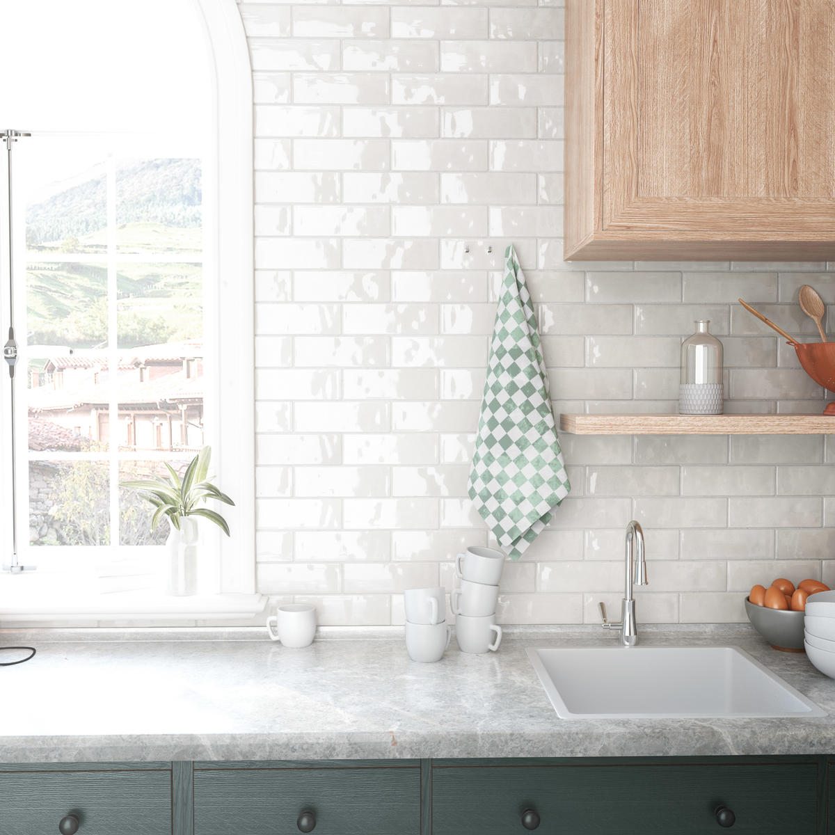 The Passion tile from Emser Tile