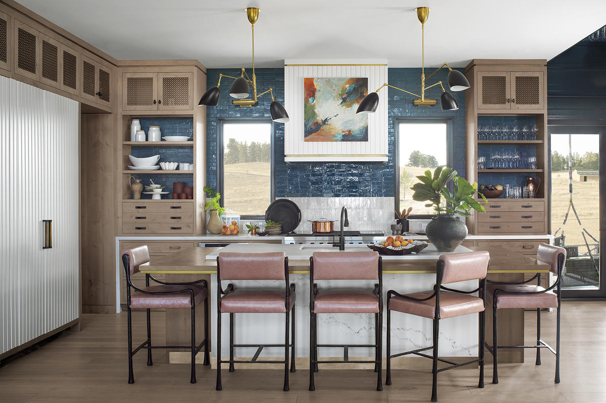 House Beautiful reveals Whole Home Concept House, Cheryl Eisen's debut furniture line, and more