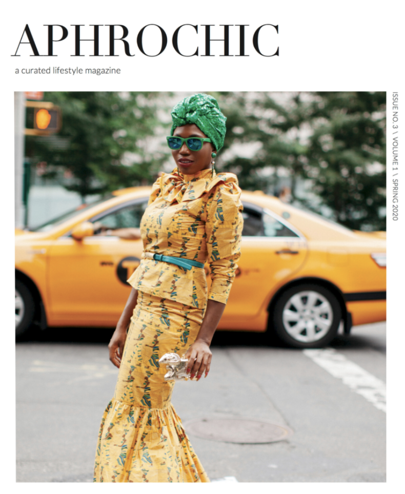 AphroChic is making space for Black creatives in the design industry