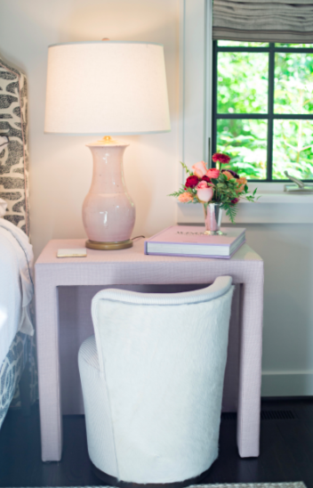 The Teeny swivel chair from Coley Home