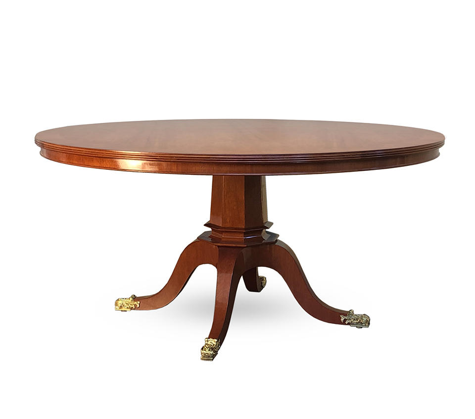 The Perrault Dining Table from Victoria & Son