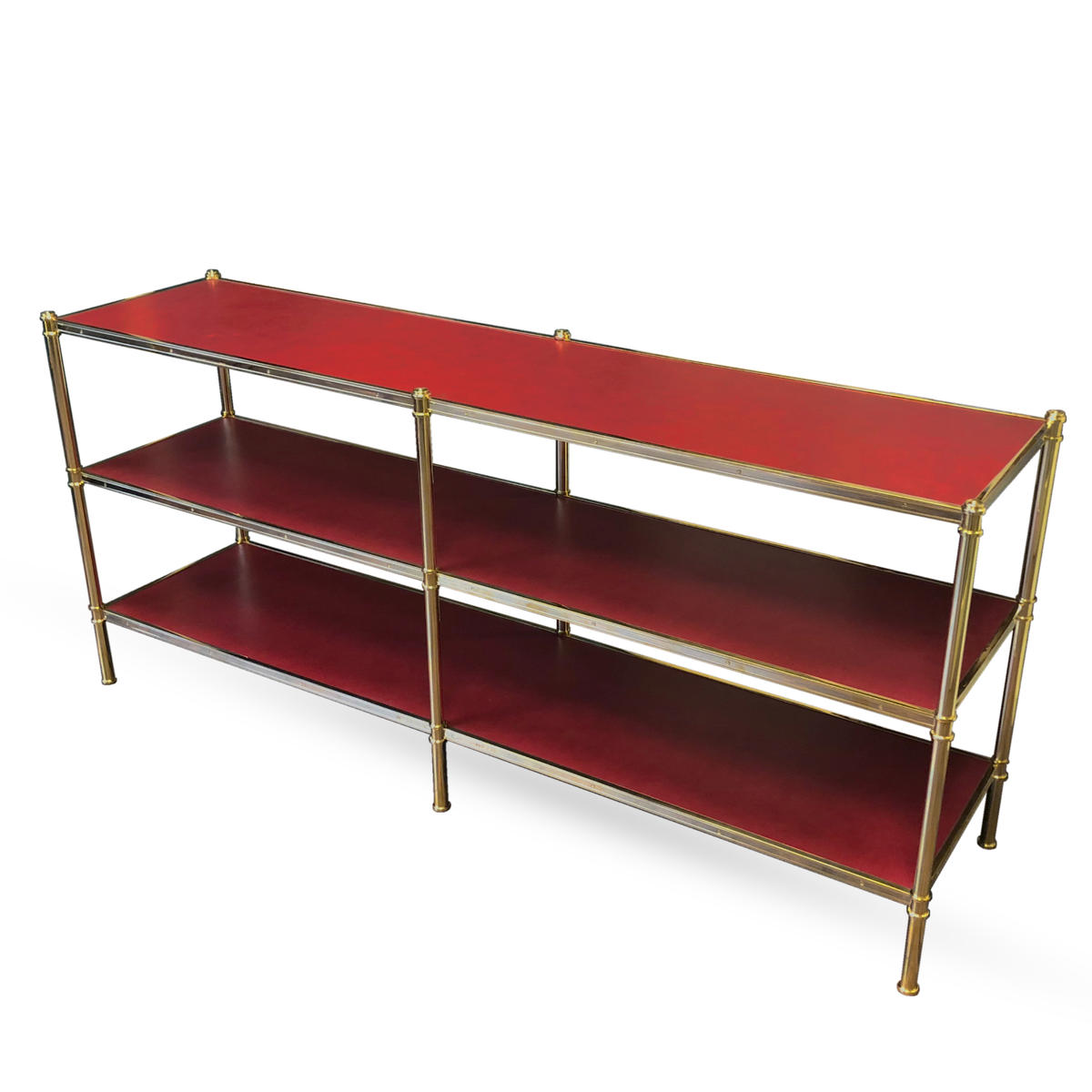 The Cole Porter sofa table from Victoria & Son