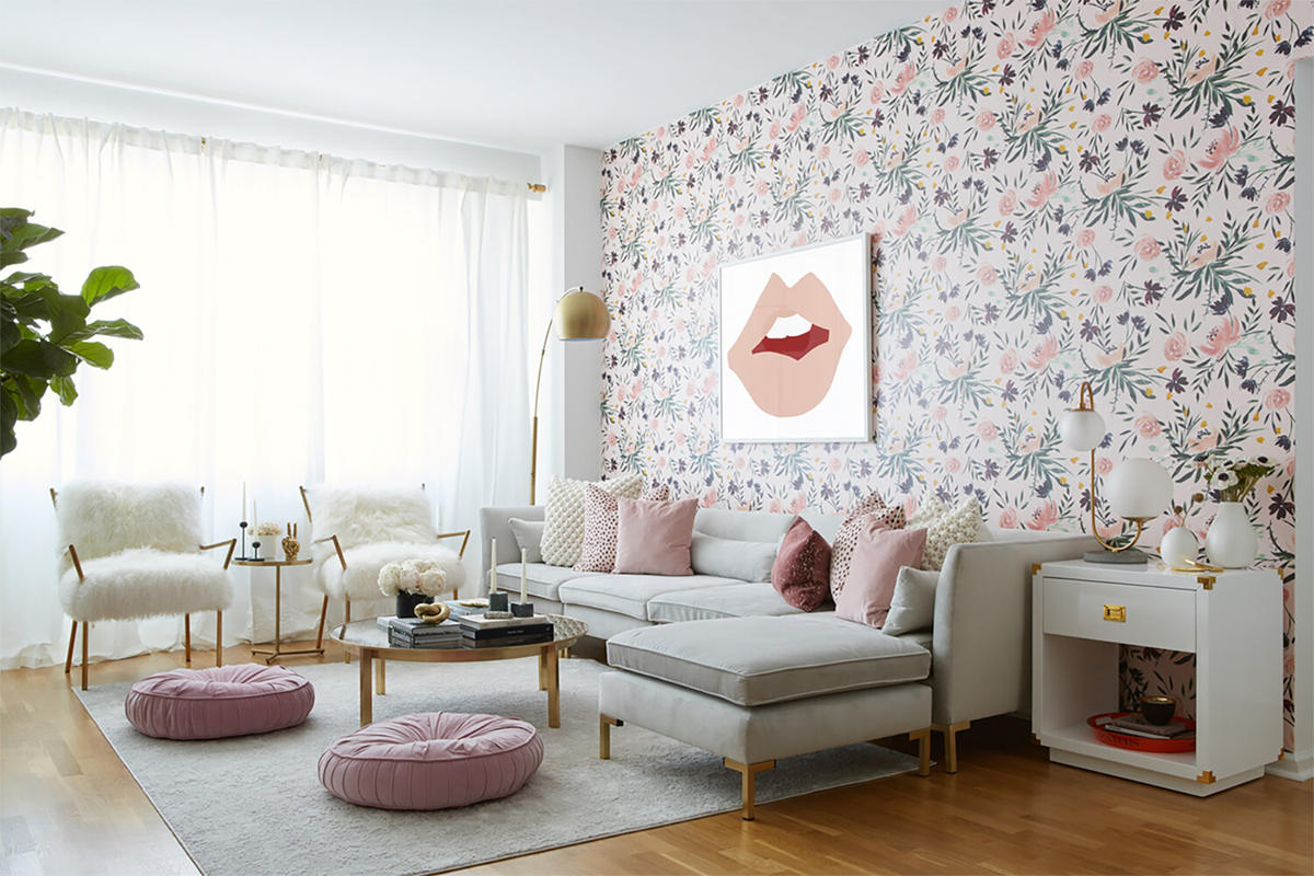 Accent walls: Pinterest trend or here to stay?