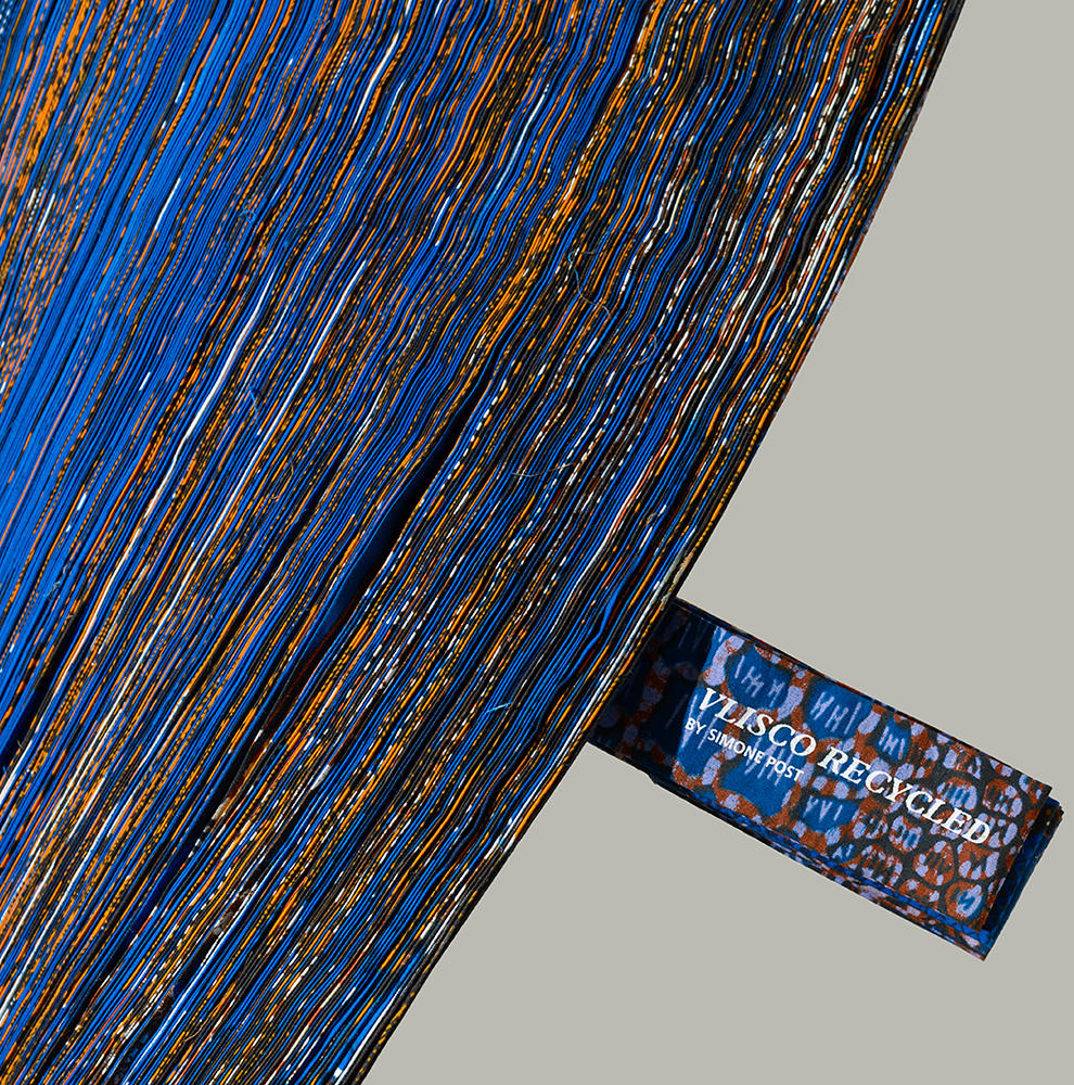 How one textile designer is turning trash into treasure