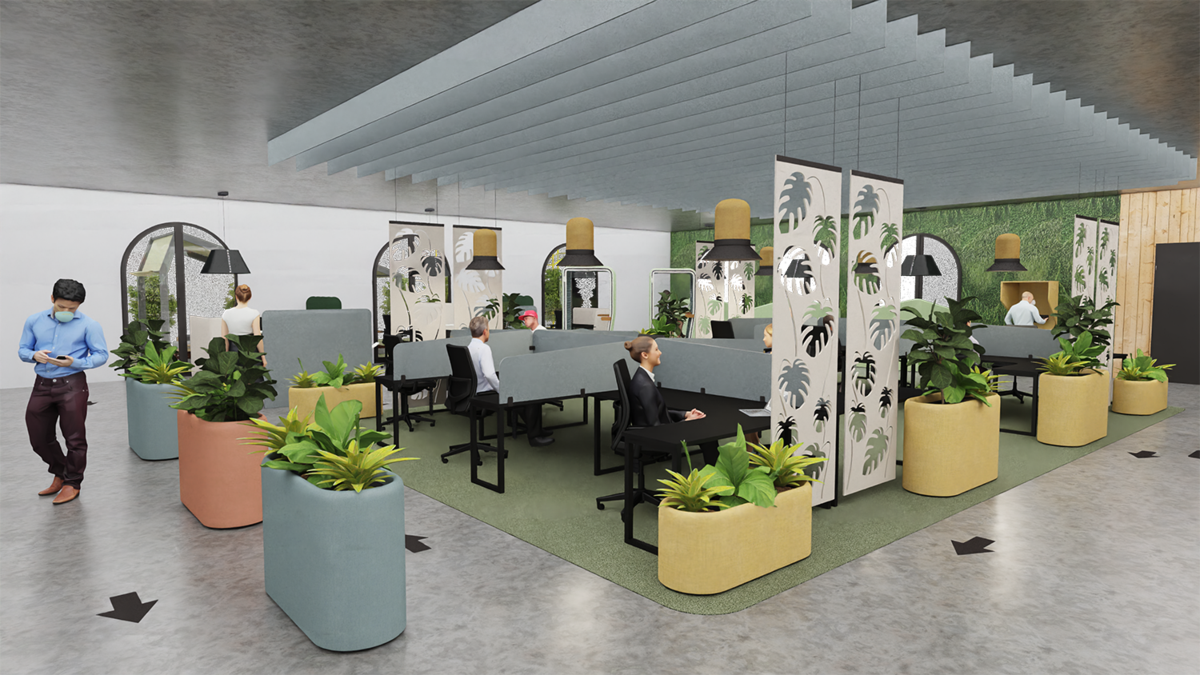 The office of the future is coming. Here's what designers need to know
