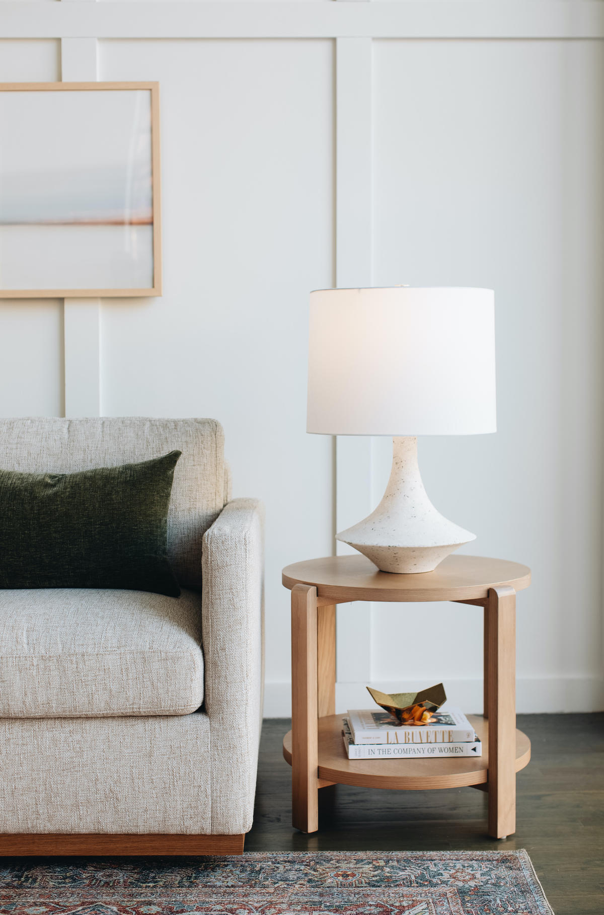 The Emery lamp from Interior Define