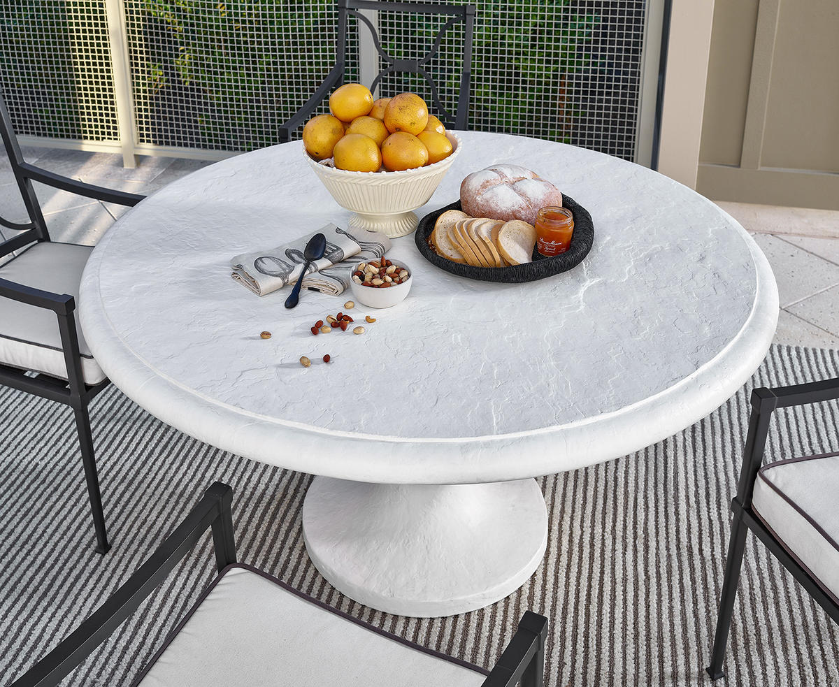 The Honolua Bay outdoor table from Universal