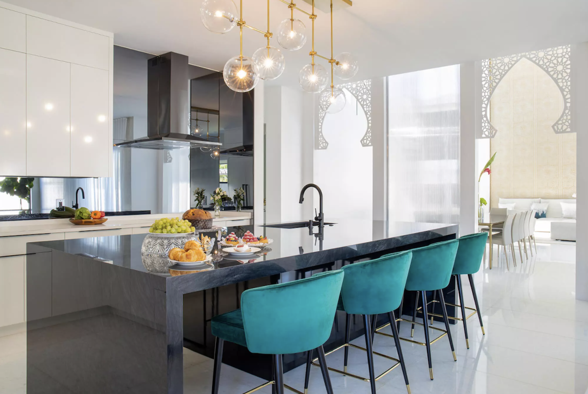 Why this Florida designer's projects always have a 'silent month'