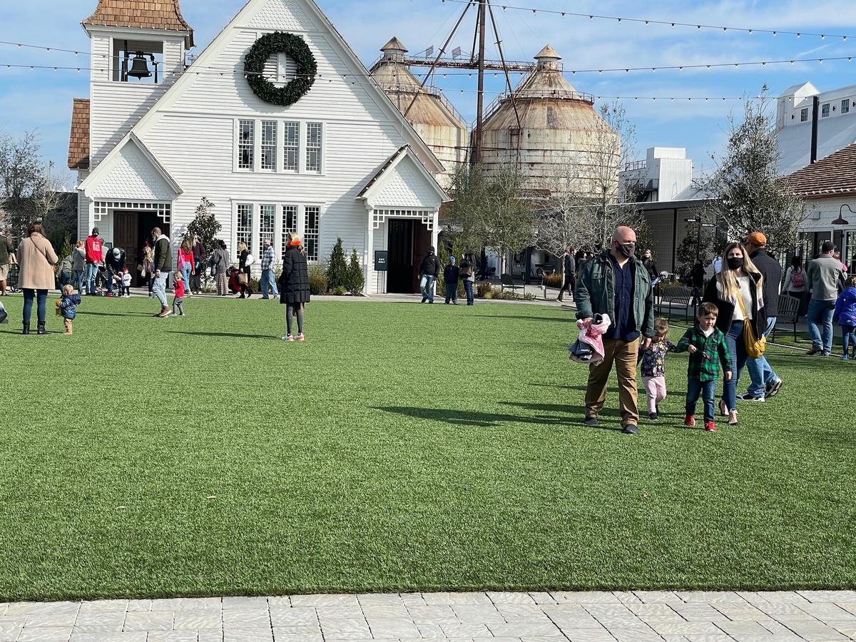 Chip and Joanna Gaines built a Magnolia Disneyland. What's it like?