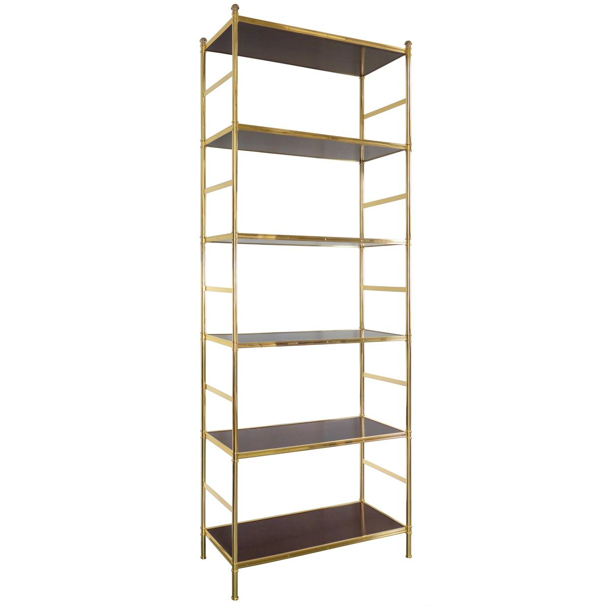The Cole Porter etagere from Victoria & Son