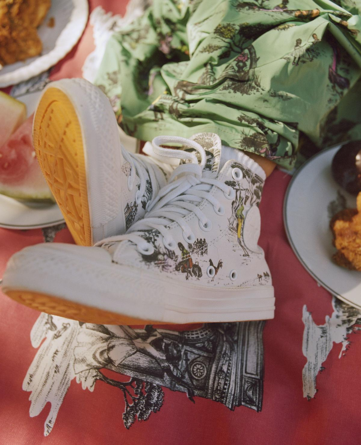 Why these 4 home brands are stepping into shoe design