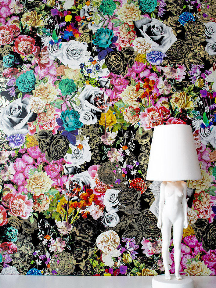 This Dallas duo knows you might hate (some of) their wallpaper