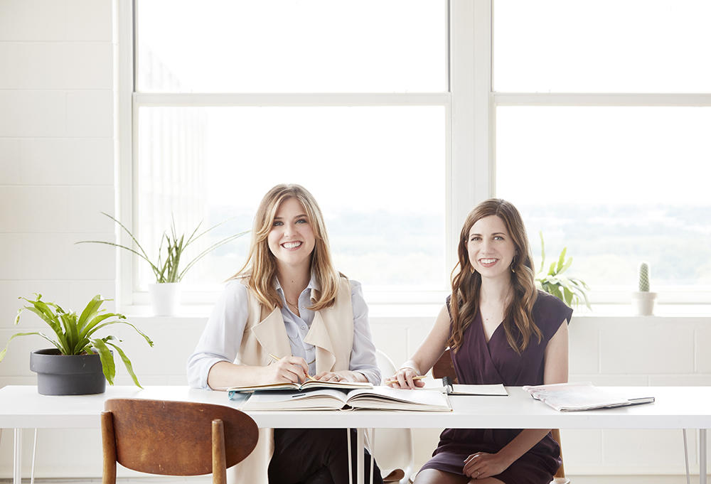 The Citizenry's founders, Carly Nance and Rachel Bentley