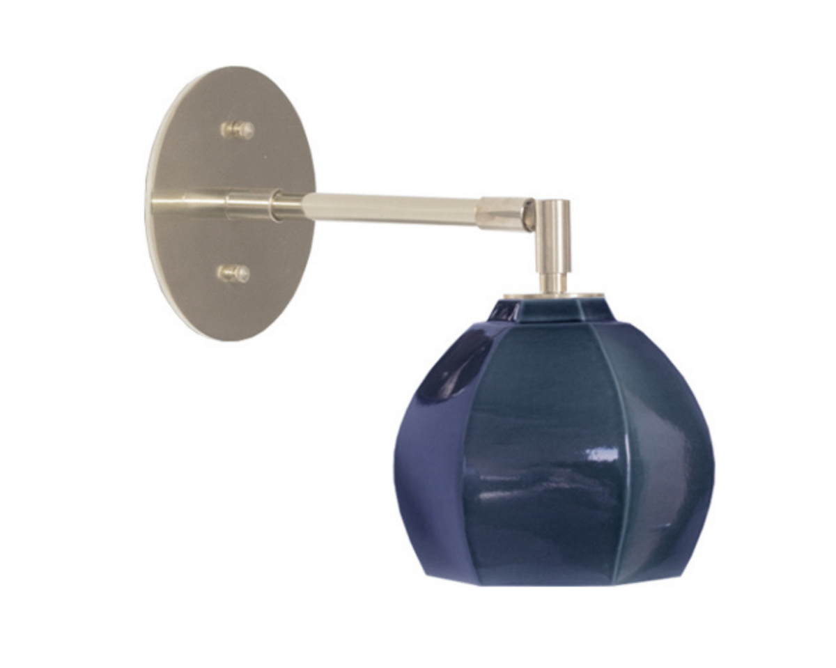 Barnacle Articulating Sconce