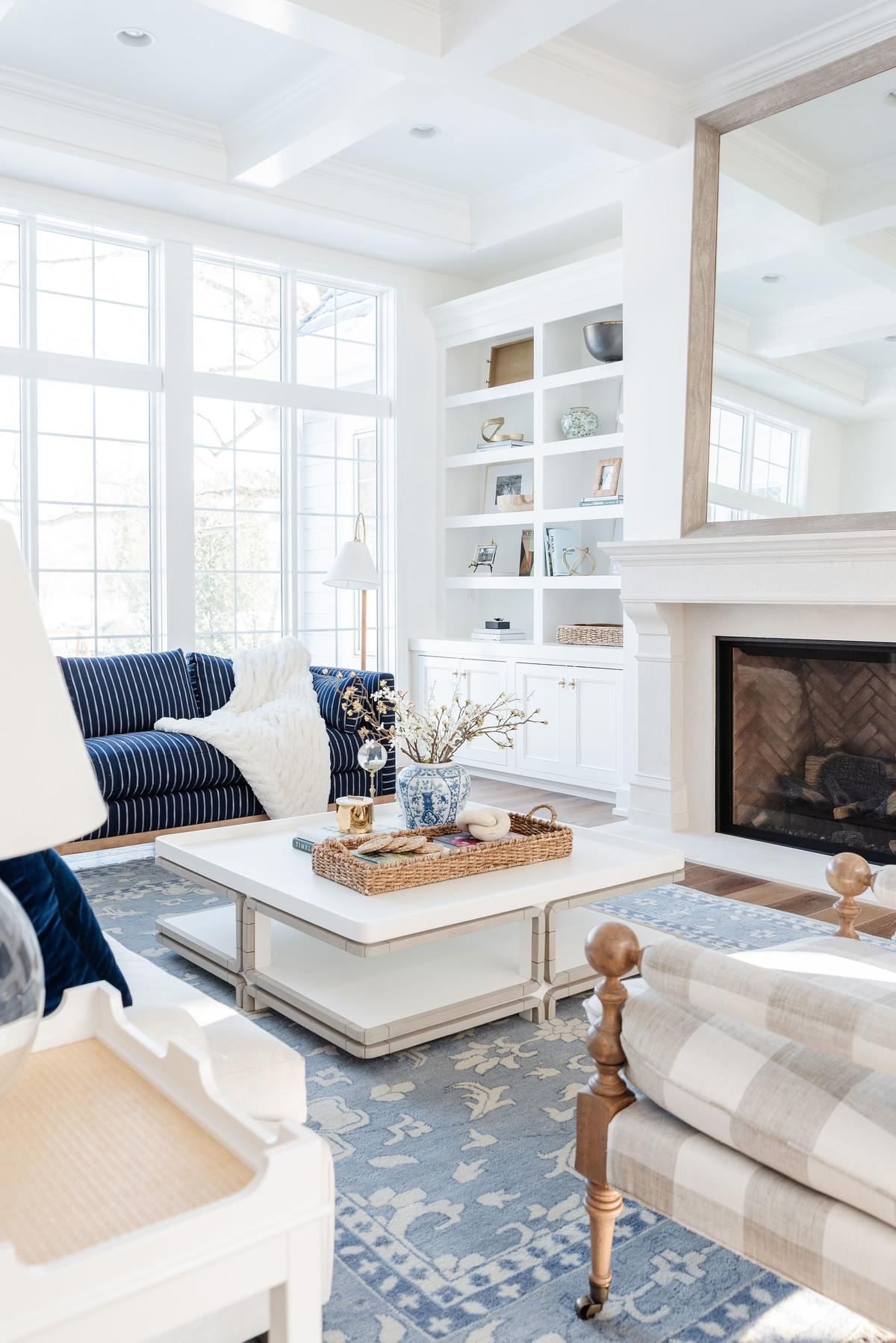 This Nebraska designer's first project was a showhouse