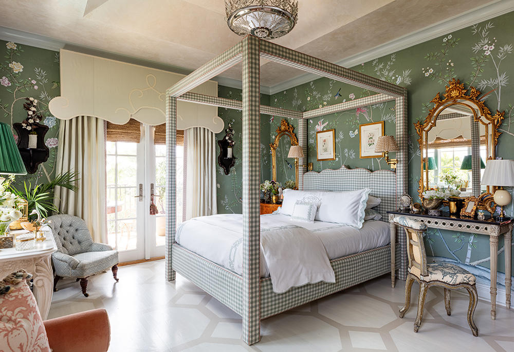 Britany Bromley's room at the 2021 Kips Bay Decorator Show House