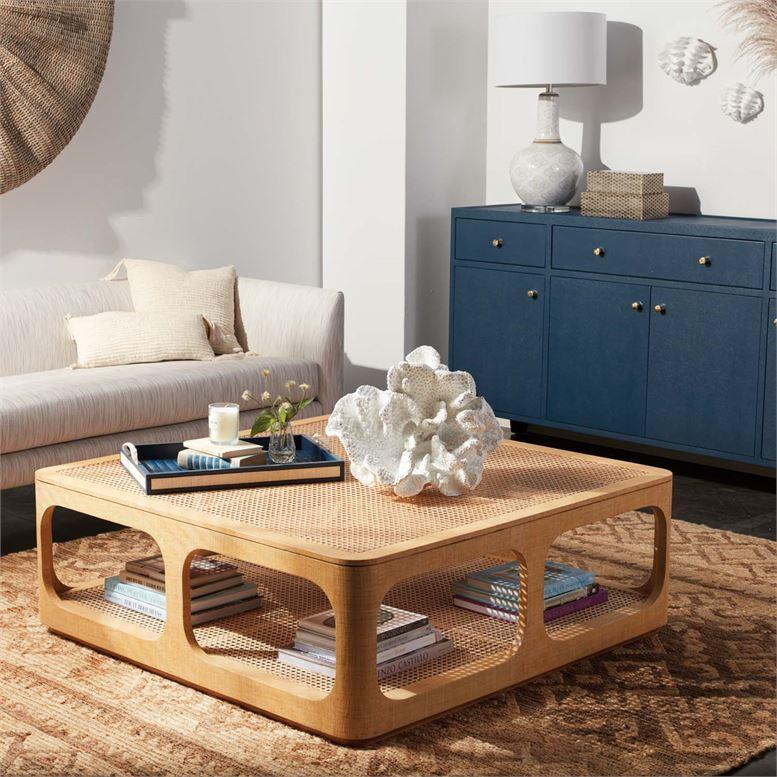 Ride the wave of woven wood with these 8 airy essentials