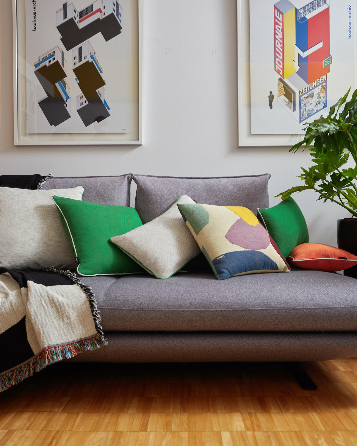 New debuts from Roche Bobois, Kravet Couture's collaboration with Linherr Hollingsworth, and more