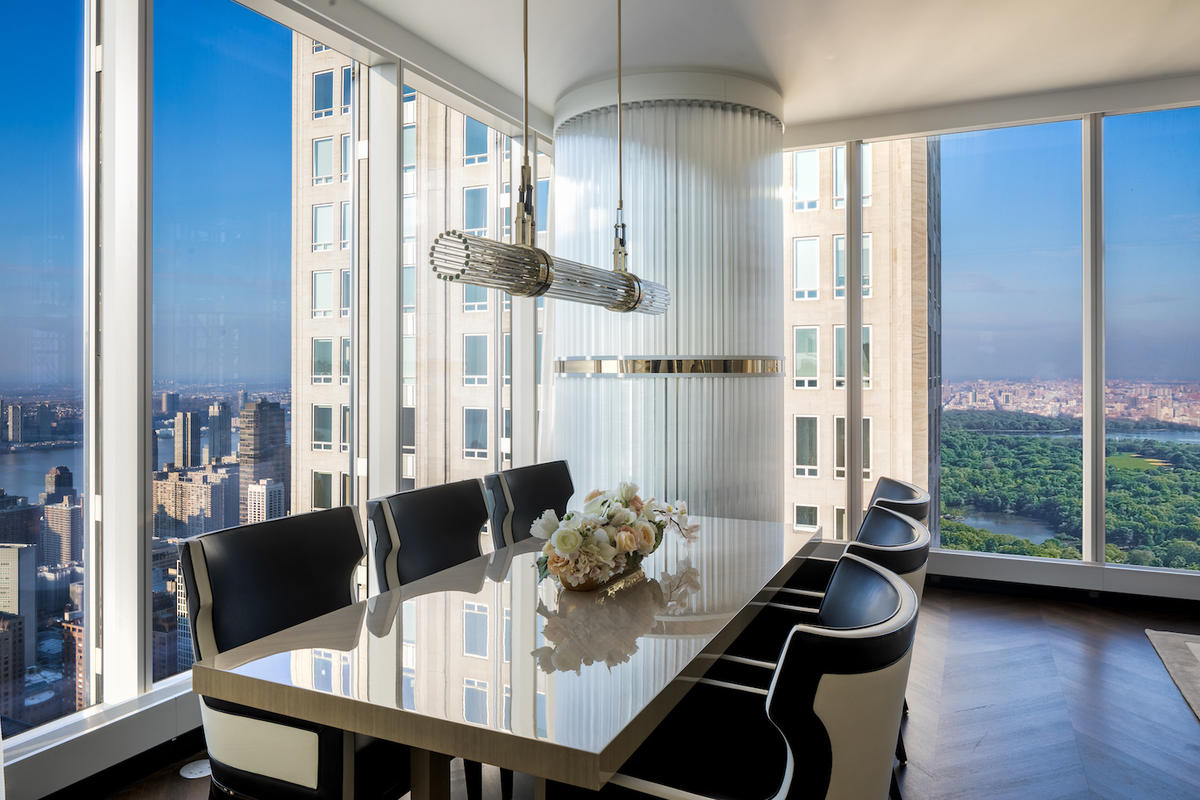 How a designer used music to personalize a $21 million display apartment