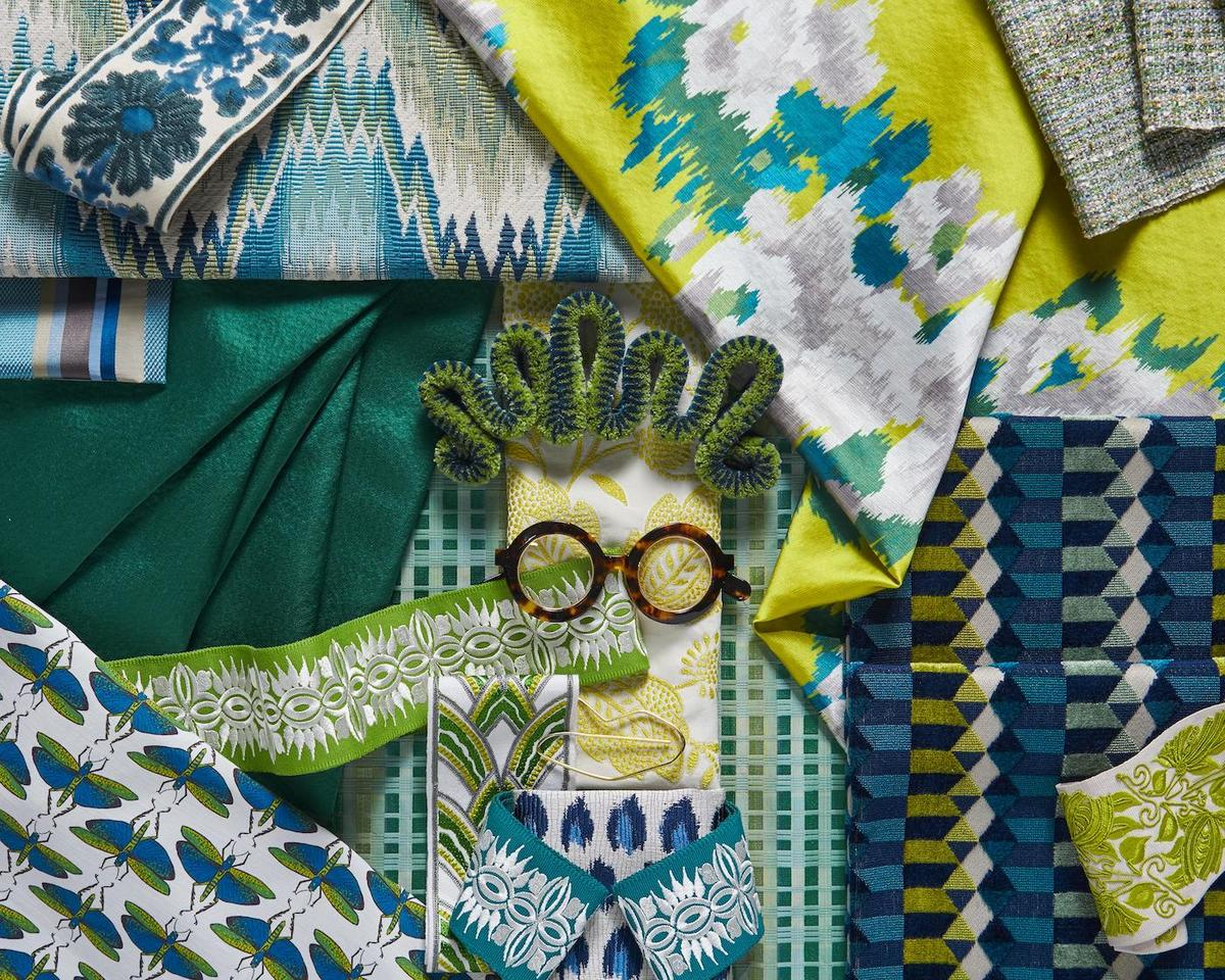 Can't-miss releases from Mind the Gap, Fabricut's collaboration with Iris Apfel, and more