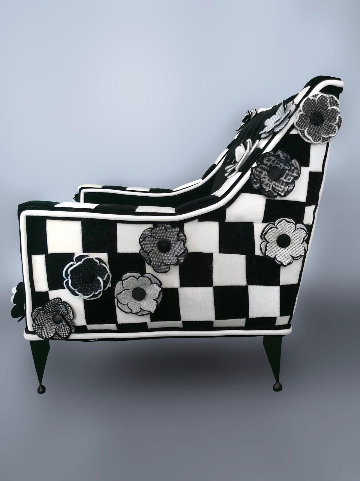 Checkmate: 9 ways to decorate with classic checkerboard patterns