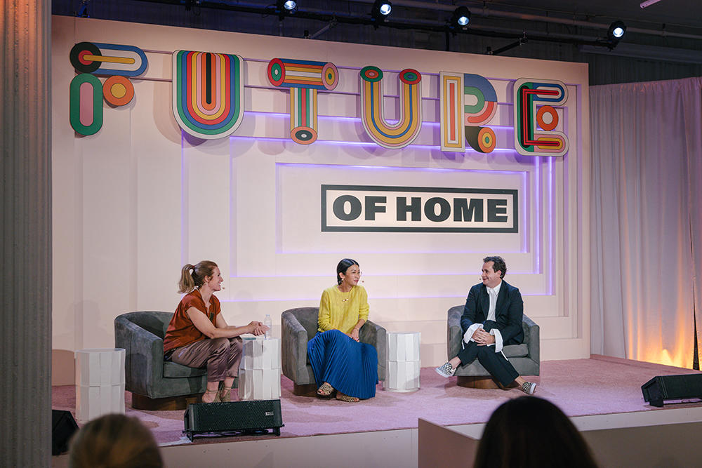 Sophie Donelson, Kate Berry and Sebastian Brauer